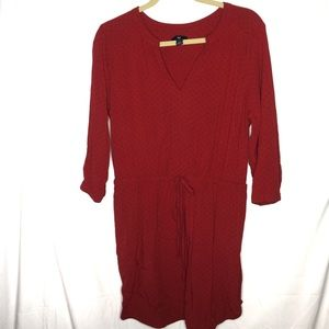 Gap dress size Large